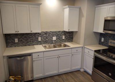 house fire kitchen restoration after restoration in Omaha, NE