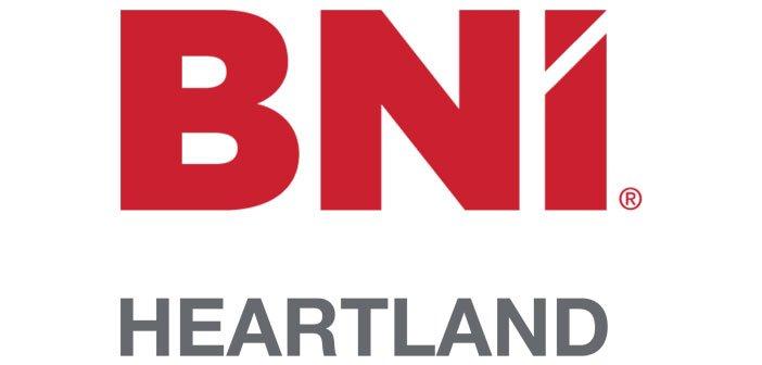 BNI Heartland logo
